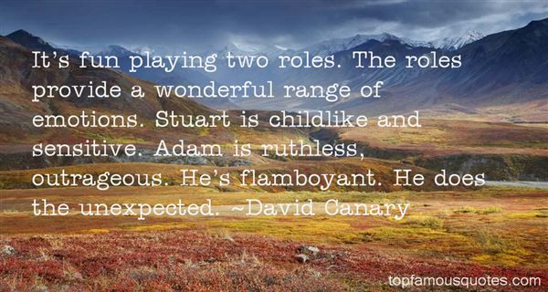 David Canary Quotes