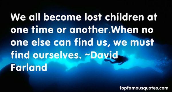 David Farland Quotes