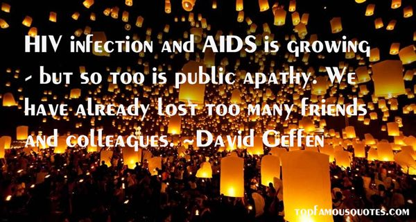 David Geffen Quotes