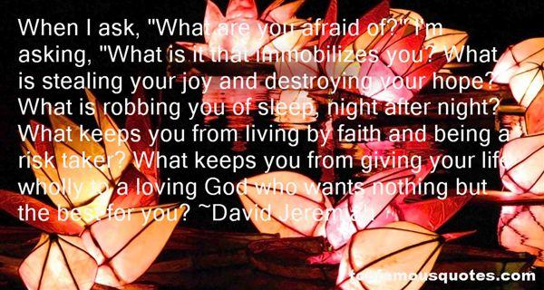 David Jeremiah Quotes