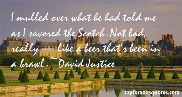 David Justice Quotes