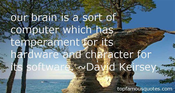 David Keirsey Quotes