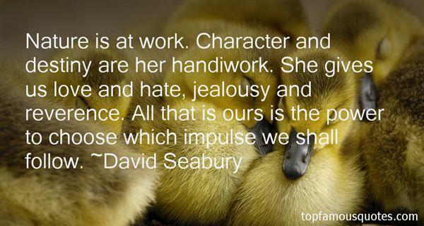 David Seabury Quotes
