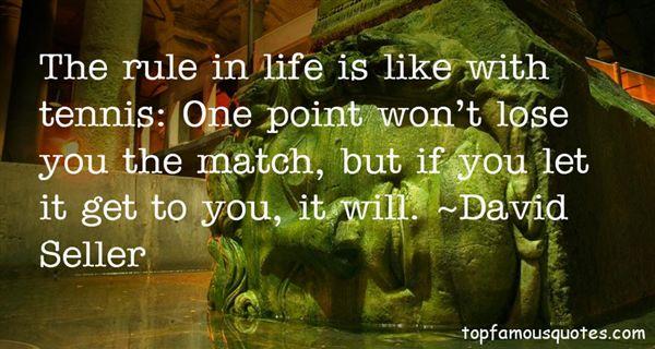 David Seller Quotes