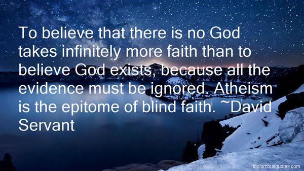 David Servant Quotes