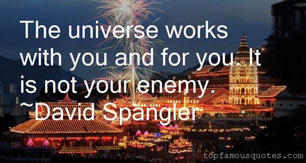 David Spangler Quotes
