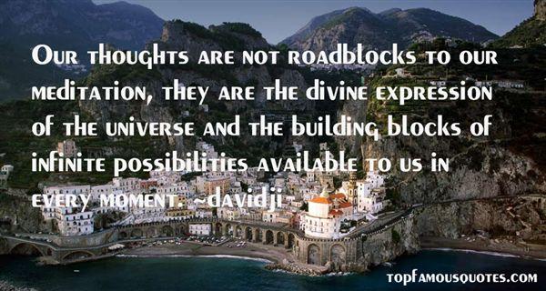 Davidji Quotes