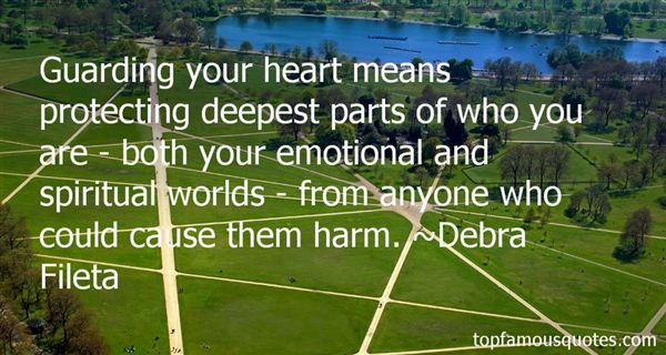 Debra Fileta Quotes