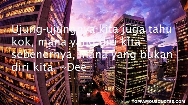Dee Quotes