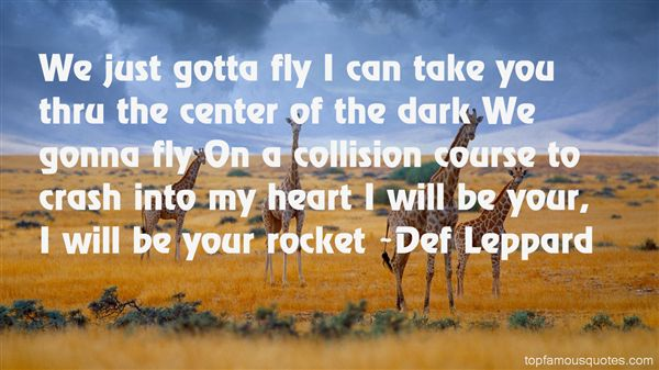 Def Leppard Quotes
