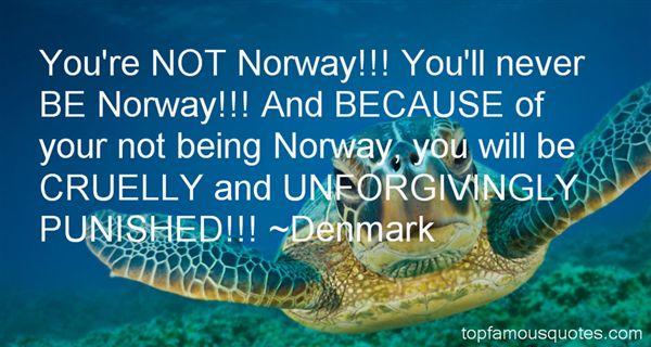 Denmark Quotes