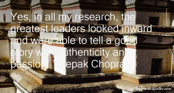 Depak Chopras Quotes