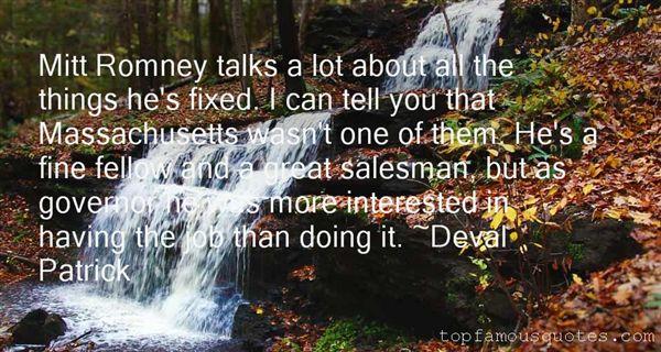 Deval Patrick Quotes