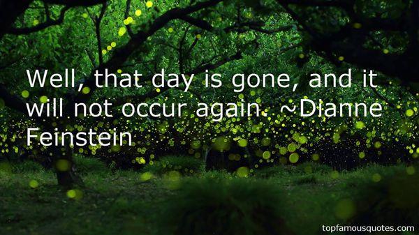 Dianne Feinstein Quotes