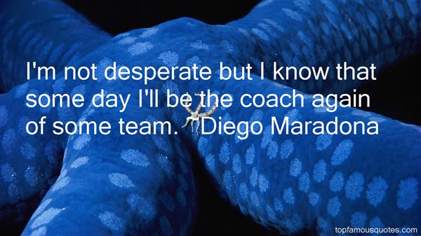 Diego Maradona Quotes