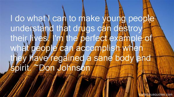 Don Johnson Quotes