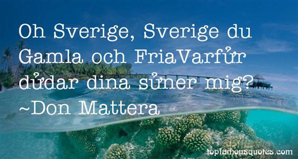 Don Mattera Quotes