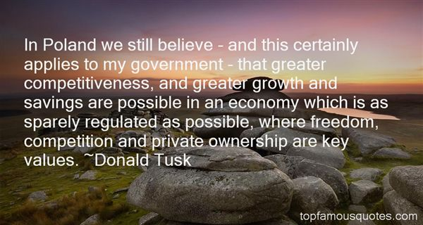 Donald Tusk Quotes