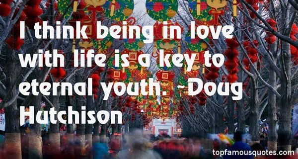 Doug Hutchison Quotes