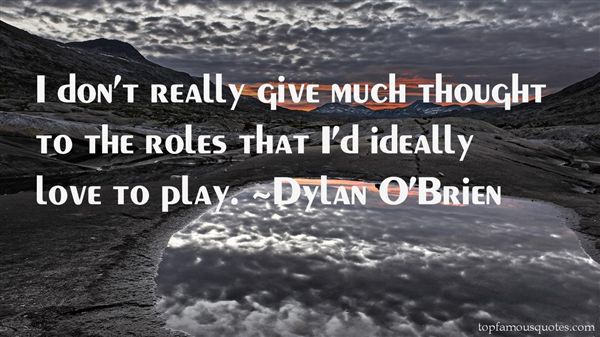 Dylan OBrien quotes: top famous quotes and sayings by Dylan ...