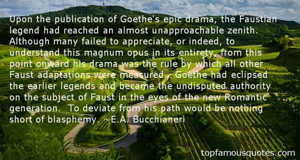 E.A. Bucchianeri Quotes