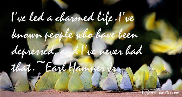 Earl Hamner Jr. Quotes