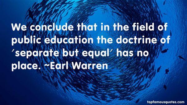 Earl Warren Quotes