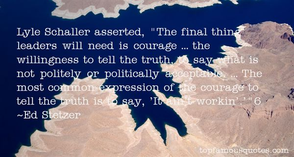 Ed Stetzer Quotes