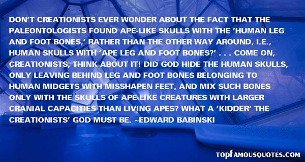 Edward Babinski Quotes