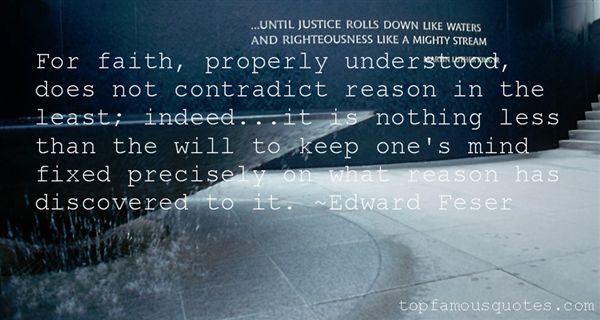 Edward Feser Quotes