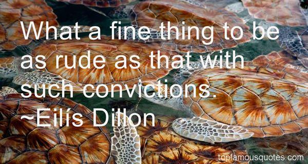 Eilís Dillon Quotes