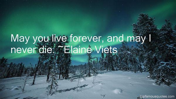 Elaine Viets Quotes
