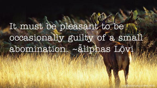 Éliphas Lévi Quotes