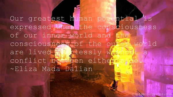 Eliza Mada Dalian Quotes