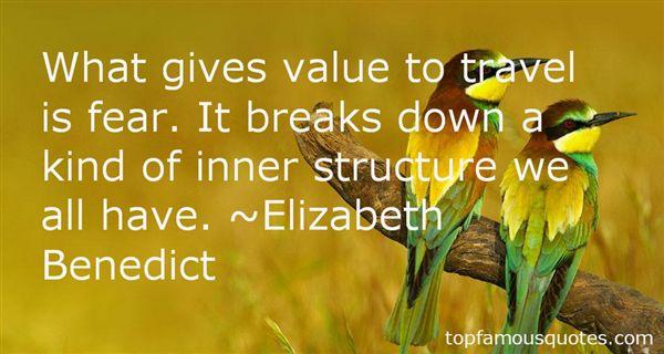 Elizabeth Benedict Quotes