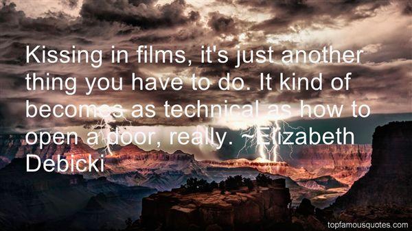 Elizabeth Debicki Quotes