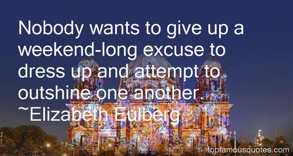 Elizabeth Eulberg Quotes