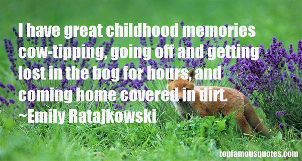 Emily Ratajkowski Quotes