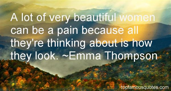 Emma Thompson Quotes