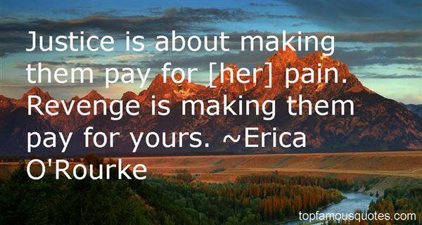 Erica O'Rourke Quotes
