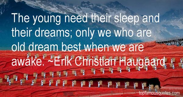Erik Christian Haugaard Quotes