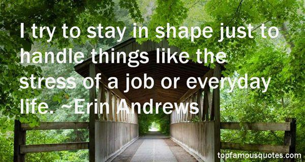 Erin Andrews Quotes