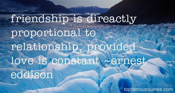Ernest Eddison Quotes