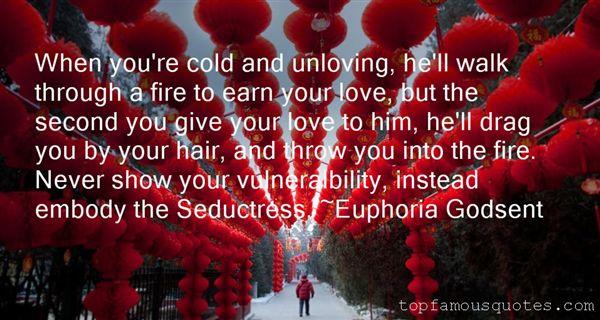 Euphoria Godsent Quotes