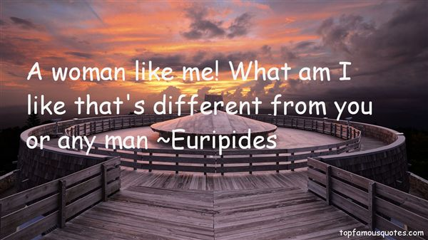 Euripides famous quotes