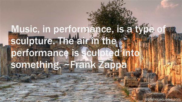 Frank Zappa Quotes