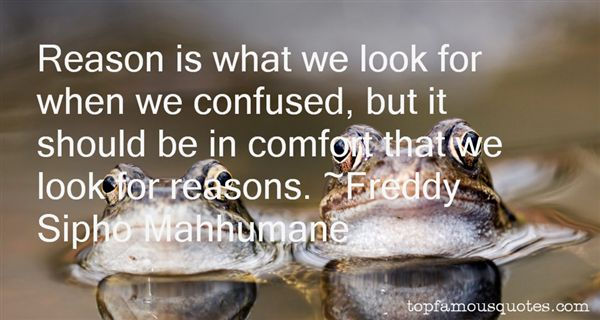 Freddy Sipho Mahhumane Quotes