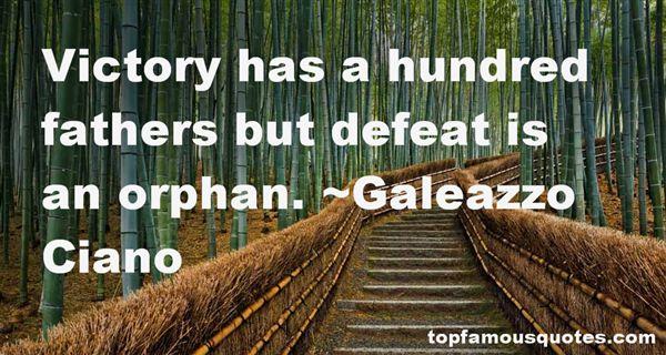 Galeazzo Ciano Quotes