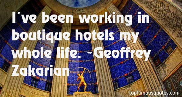 Geoffrey Zakarian Quotes