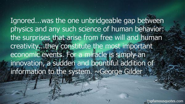 George Gilder Quotes